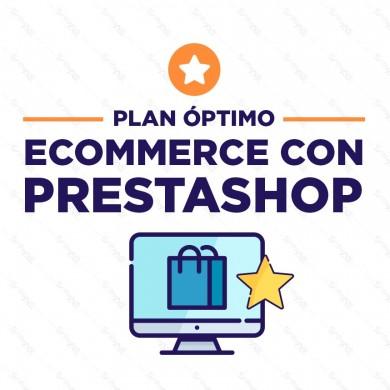 Full eCommerce Óptimo con PrestaShop